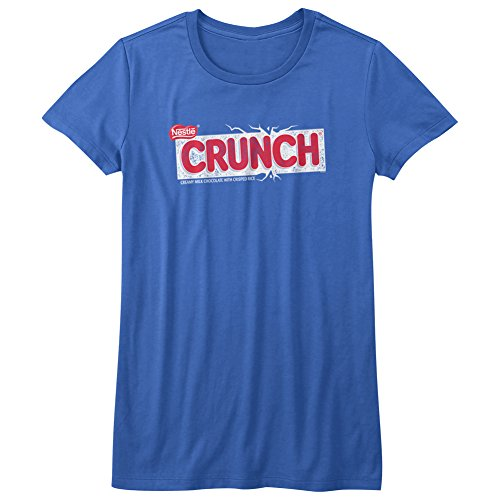 juniors-crunch-chocolate-bar-logo-shirt-royal-blue-medium
