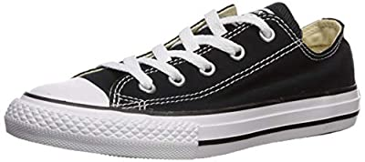 Converse Kids' Chuck Taylor All Star Canvas Low Top Sneaker