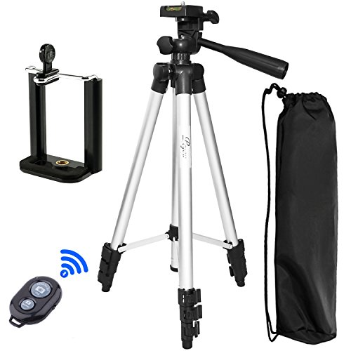 Cheap Tripods Tripod for iPhone, Peyou 50