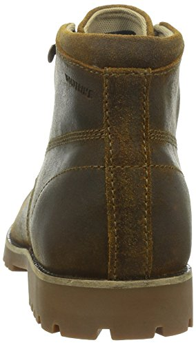 112f9c7cb69 on sale Wolverine Mens Cort Boot, Brown Waterproof Leather, (W40010 ...