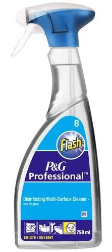 ulti Surface Cleaner 750ml - Pack Size: 1 x 6 by PG ()