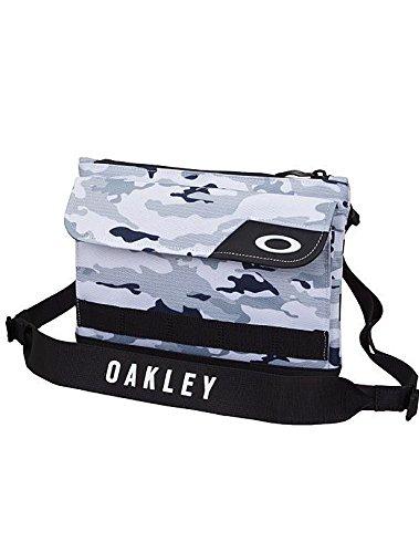 オークリー/OAKLEY 春夏!ESSENTIAL MUSETTE BAG 2.0/ショルダーバッグ(メンズ) B07DG1ZFLP * 186/WHITE PRINT 186/WHITE PRINT *
