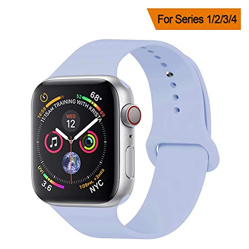 YANCH Compatible with for Apple Watch Band 38mm 40mm