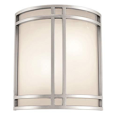 (Access Lighting 20420LEDDLP-SAT/OPL Artemis Wall Sconce Satin )