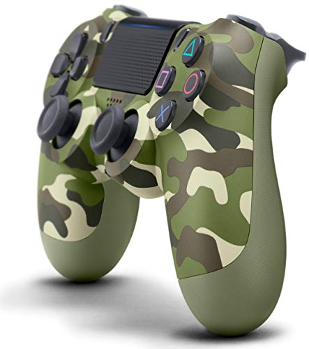 DualShock 4 Wireless Controller for PlayStation 4 - Green Camouflage 4