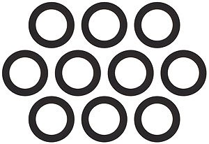 Holley 108-77 Fuel Bowl Plug Gasket - Package of 10