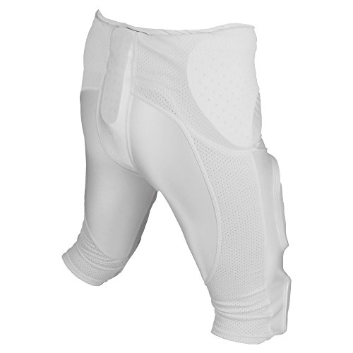 Pad Active 7 Weiß All Pantalon One Football In Athletics Gamepants American UXwqrxUH