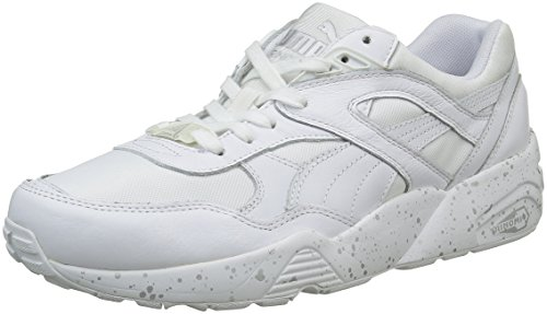 R698 Sneakers Basses White Mixte Puma Silver Adulte Speckle Blanc BEdaqRq