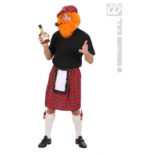 Costumes Scotland - Mens Scottish Kilts Costume Extra Large