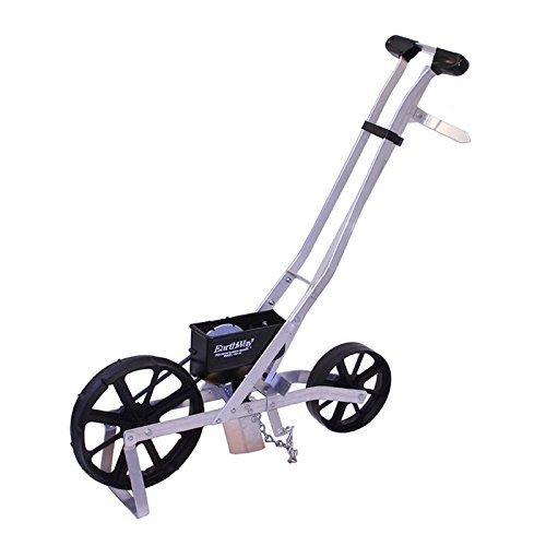 Earthway 1001-B Precision Garden Seeder with Fertilizer Attachment and 6 Seed Plates