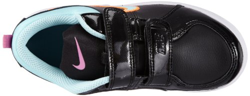timeless design 3a890 ce6c7 ... Nike Pico 4 Psv 454477 Mädchen Tennisschuhe Schwarz (Black 004) ...