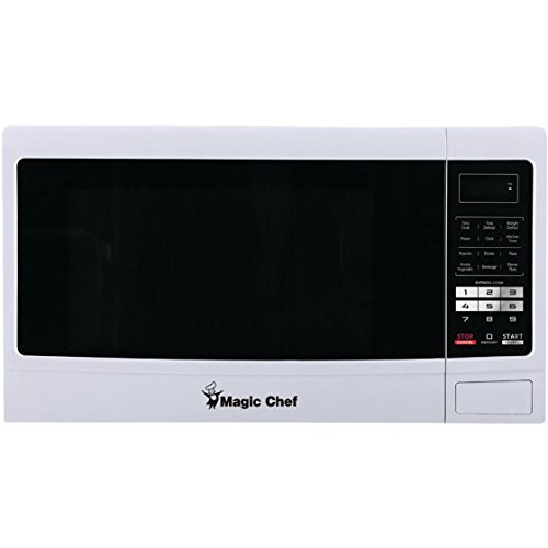Magic Chef 1.6 Cubic-ft. Countertop Microwave, White