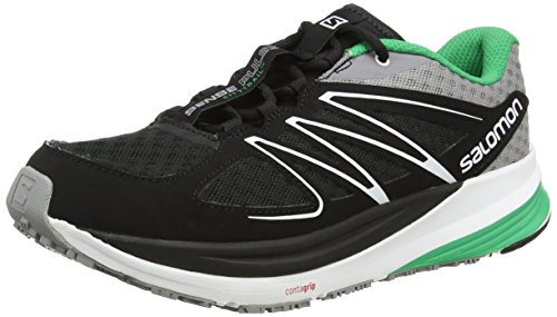 Real Black Pulse Sense Green White Salomon Men's 0qfwPP
