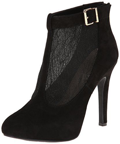 Jessica Simpson Women's Shauna Boot, Black, 7.5 M US