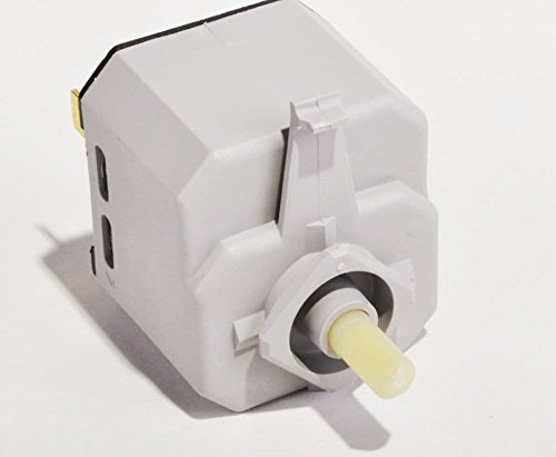 Dryer Start Switch - Whirlpool W3404233 Dryer Push-to-Start Switch Genuine Original Equipment Manufacturer (OEM) Part for Kenmore, Whirlpool, Maytag, Crosley, Inglis, Estate, Amana
