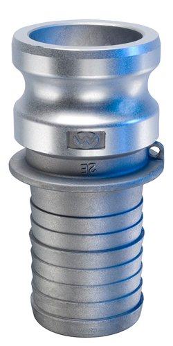 Kuriyama AL-E150 Aluminum Part E Adapter 250 PSI 1.5