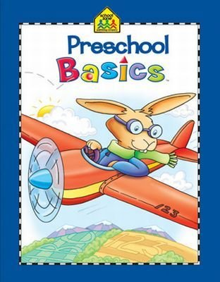 Workbook Preschool Basics 36 pcs SKU# 903593MA