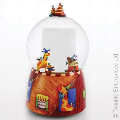 店舗良い Fun Filled Party Party Timeフレームby Twinkle Fun Twinkle Waterglobes B00FRMJW78, KAG-Deli かぐでり:00120be8 --- arcego.dominiotemporario.com