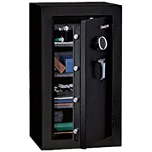 Sentry Safe EF4738E Executive Fire-Safe, 4.7 Cubic Feet, Black