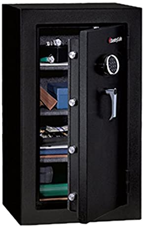 Sentry Safe Fire and Water Safe,XX Large Fire Resistant Digital Safe, 4.7 Cubic Feet, EF4738E