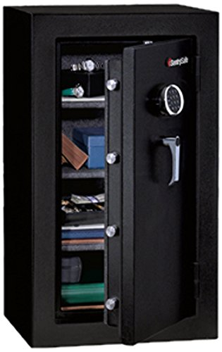 Sentry Safe EF4738E 4.7 Cubic Feet Executive Fire-Safe, Black