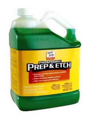 (WM Barr GKPA30220 Phosphoric Prep & Etch, Gallon)