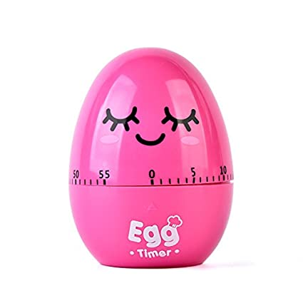 Cute Kitchen Mechanical Egg Timer For Cooking