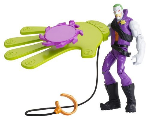 Batman Slapstick Smack The Joker 4 Action Figure by Mattel