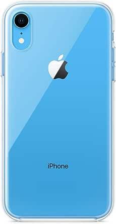 Apple Doorzichtig hoesje (voor iPhone XR)