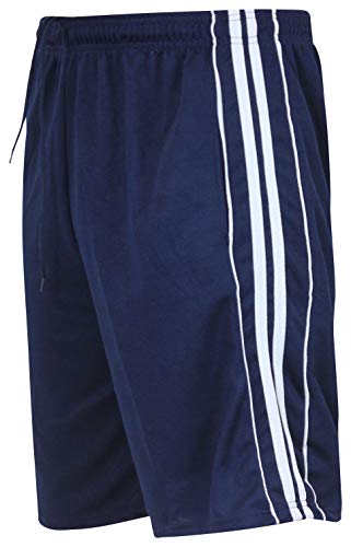 4ac1479315c325 ... Men's Mesh Active Wear Athletic Basketball Essentials Performance Gym  Workout Clothes Sport Shorts - Set 6 ...
