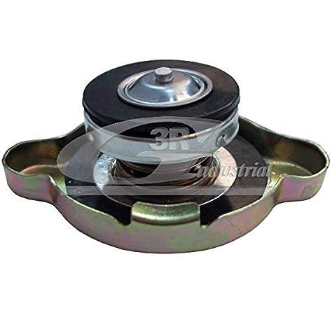 3RG 80909 Tapa, radiador: Amazon.es: Coche y moto