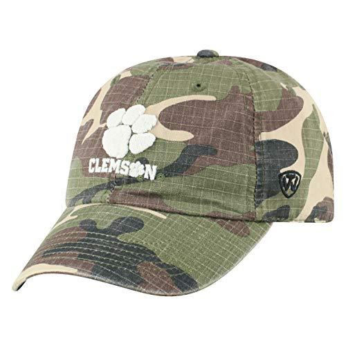 94b94d357bf Clemson Tigers Camouflage Hats