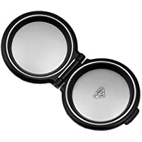 Fotodiox Pro Lens Cap for Rollei TLR Camera with 80mm f2.8 Take Lens, Matte Finish, fits Twin Lens Rollei (TLR) Bay III Mount, 2.8B 2.8 Biometer; 2.8C 2.8 Planar 2.8 Xenotar; 2.8D E-V Scale; 2.8E, Exp. Meter; 2.8E2; 2.8E3; 2.8F Coupled meter; 2.8GX 1; 2.8GX 2; 2.8FX; Tele Rolleiflex 4/0 135mm Sonnar Lenses
