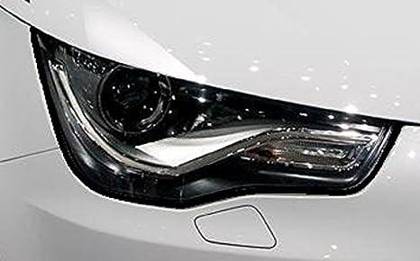 Devil Scheinwerfer Aufkleber Stripes in schwarz passend f/ür Ihr Fahrzeug
