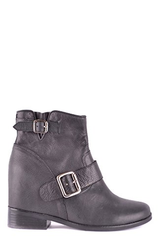 Jeffrey Campbell Ladies Mcbi163025o Stivaletti In Pelle Nera