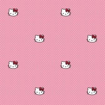 Marshalls Paper Hello Kitty Wallpaper