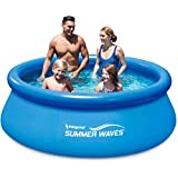Summer Waves Quick Set Pool, 8ft x 30ft
