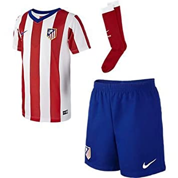 53259b861 Nike ATM LT BOYS HOME KIT Jersey Atlético de Madrid for Child, Red red red