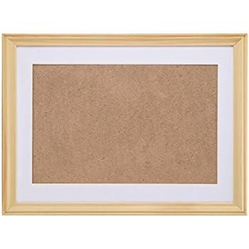 Amazon.com - Fastnova 13x19 inch Narrow Wood Picture Frames Made to ...