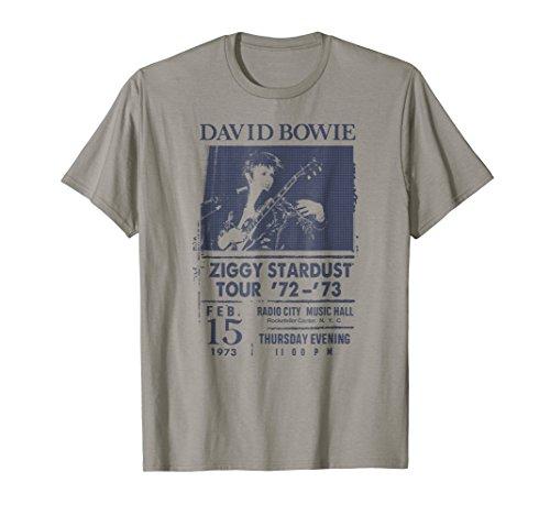 Ziggy Sraedust Tour 72-73 T-shirt for Men, Women or Kids