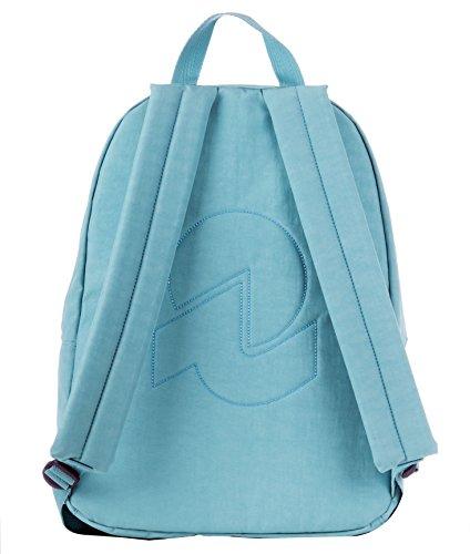 LOGO Azzurro Backpack Blue Blue ROUNDAST ROUNDAST 25Lt INVICTA Backpack WIW0Uvq8