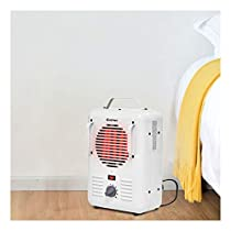 Electric Portable Utility Space Heater Thermostat Room 1500W Air Heating Wall- Sold by Soigne and Swank!