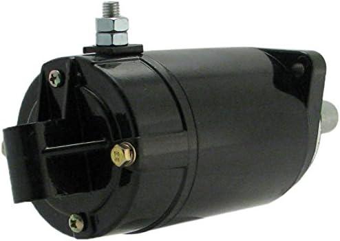 40HP-200HP S114-323 S114-323A S114-323B S114-323C S114-323CN 6E5-81800-10 6E5-81800-11-00 6E5-81800-12 6E5-81800-12-00 MOT5003N 3426 New Premium Starter fits Yamaha Outboard Motors 1984-2002
