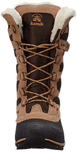 Boot Dark Brown Snowvalley Kamik Women's T1wxgYq