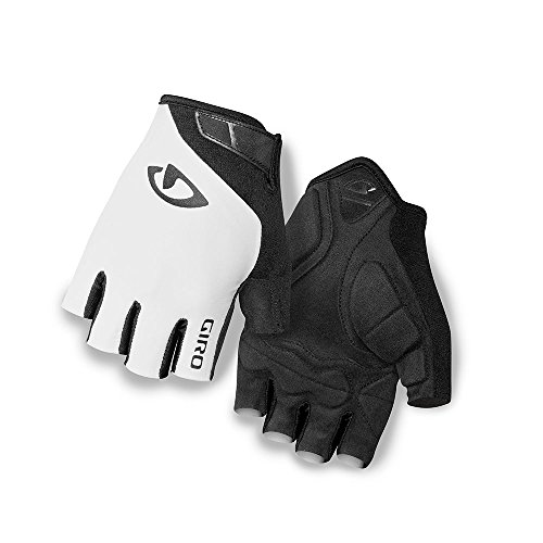 Giro Jag Cycling Gloves White Large