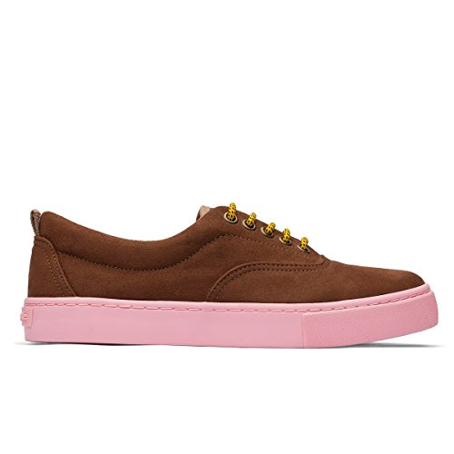 Flamingos' Life Kailash Brown Pink - Sneaker, Unisex