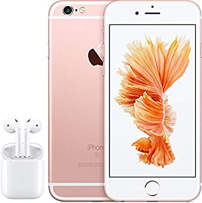 super popular e1e42 93784 Apple iPhone 6S without FaceTime - 32GB, 4G LTE, Rose Gold with ...