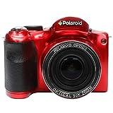 Polaroid iX5038 50x Optical Super Zoom Digital Camera (Red)