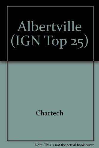 Albertville - Map Albertville
