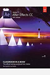 Adobe After Effects CC Classroom in a Book (2015 release) Paperback